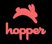 Hopper-Logo-Coral-Vertical-300x256